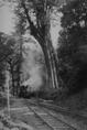 神木車站與蒸汽火車